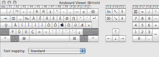 mac-keyboard-viewer-widget