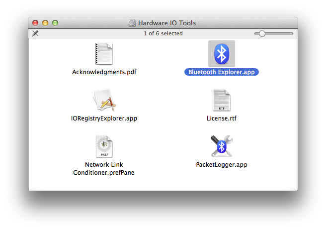 How to select a Bluetooth adapter in OS X | Geek Guides